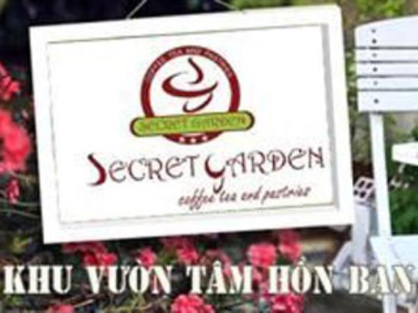 Cafe Secret Garden Tea & Pastries Quận Tân Bình