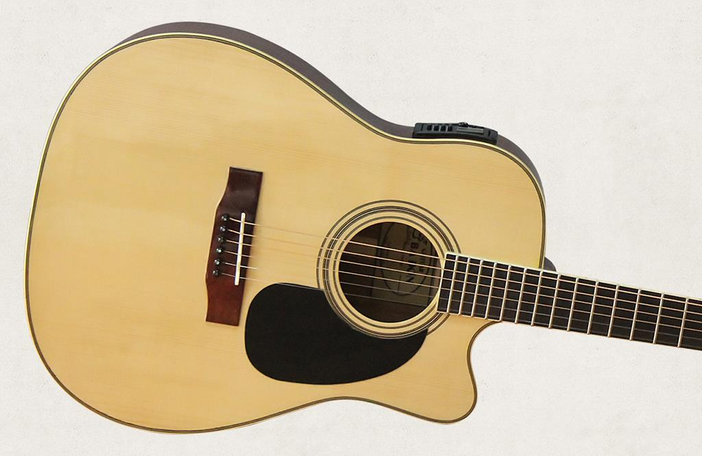 Đàn Guitar Acoustic J-260-EQ-B12